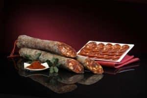 Chorizo iberico letourdi lyon