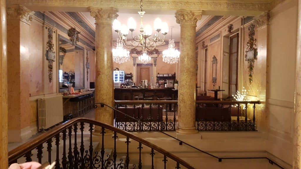 Le Bar du public