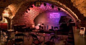 La Clef de Voute Jazz Club Lyon