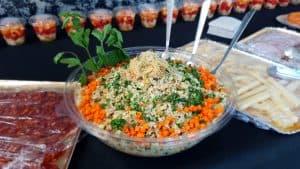 Quinoa taboulé vert l etourdi theatre des celestins 1