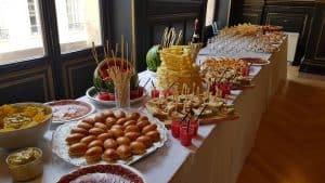 buffet cocktail 24