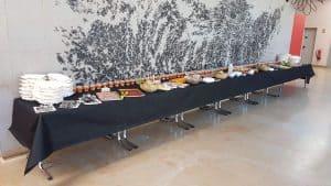 buffet traiteur lyon 65 scaled