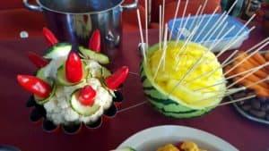 buffet vegan lyon traiteur entreprise collectivite 2