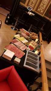déjeuner repas association compagnie artistique catering 2 scaled
