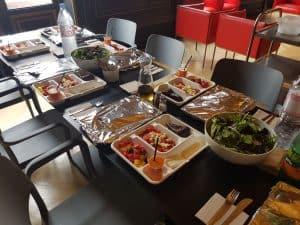 repas catering déjeuner affaire 4 scaled