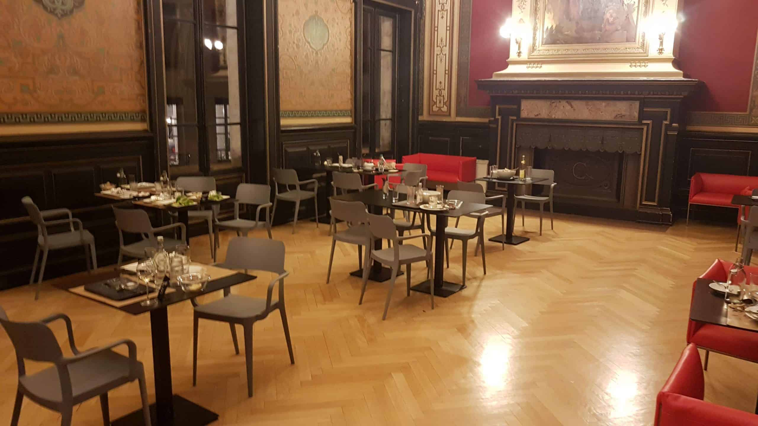 Bar restaurant lEtourdi Théâtre des Célestins 19 scaled