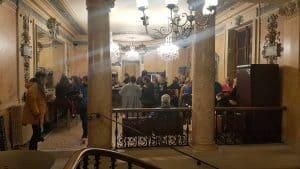 Bar restaurant lEtourdi Théâtre des Célestins 3 scaled