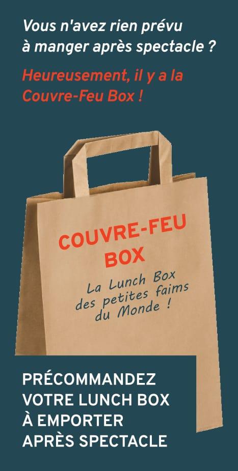 Couvre-feu Box mobile